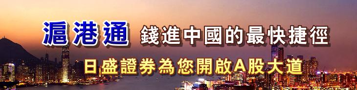 滬港通Banner